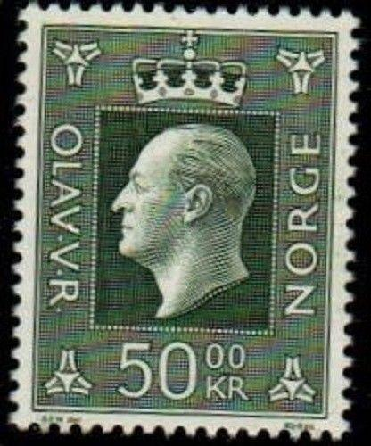 Norway Scott 543 Mint NH (Catalog Value $20.00)