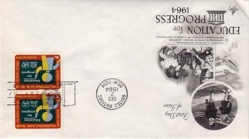 United Nations, First Day Cover