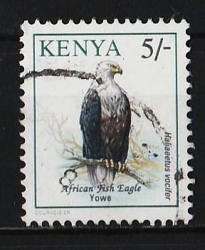 Kenya 1993/1999 Birds 5sh (1/14) USED