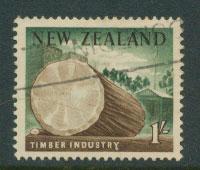 New Zealand  SG 791 Fine  Used