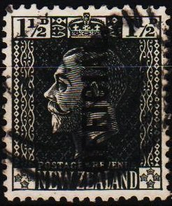 New Zealand. 1915 1 1/2d(Official) S.G.O90  Fine Used