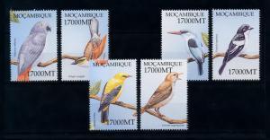 [94130] Mozambique 2002 Birds Vögel Oiseaux Parrot  MNH