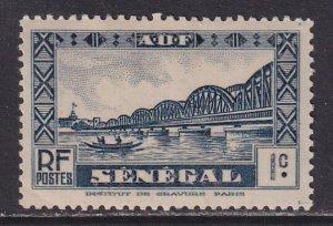 Senegal (1935-40) #142 MH