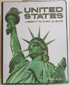 Harris 2 Liberty Album two post binder - No pages