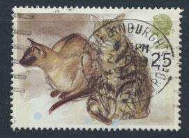 Great Britain SG 1849  Used  - Cats