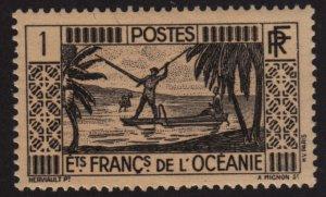 French Polynesia 80 Spear Fishing 1934