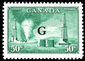 Canada #O24 MINT OG LH