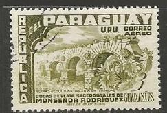 PARAGUAY C226 VFU O552-2