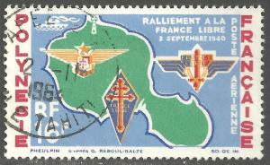 FRENCH POLYNESIA SCOTT C31