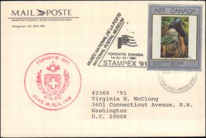 Canada, Stamp Collecting, Art