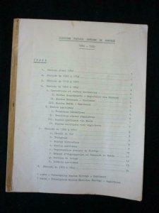 HISTOIRE POSTALE ABREGEE DE NORVEGE 1646-1900