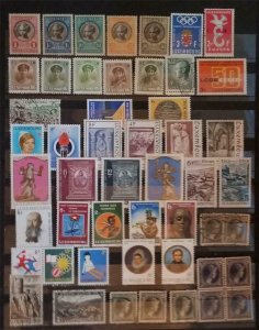 LUXEMBOURG Stamp Lot MH Used T1063
