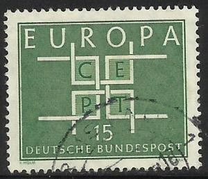 Germany 1963 Scott# 867 Used
