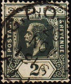 Fiji. 1912 2d S.G.233 Fine Used