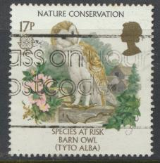Great Britain SG 1320 - Used - Nature Conservation