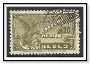 Mexico #C136 Airmail Used