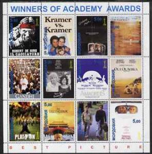 Mordovia Republic 2001 Academy Awards - Best Pictures 197...
