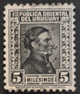 DYNAMITE Stamps: Uruguay Scott #350 – USED