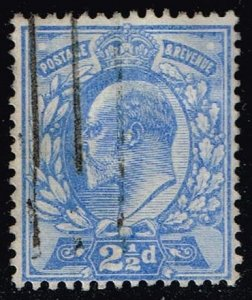 Great Britain #131 King Edward VII; Used (11.50)