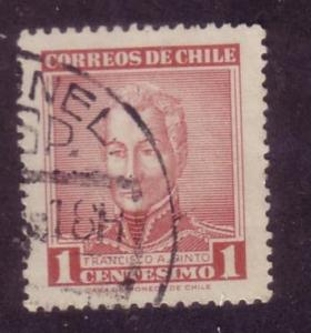 Chile Sc. # 324 Used