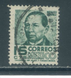 Mexico 859  Used