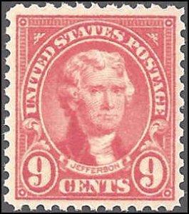 561 Mint,OG,NH... SCV $25.00...VF/ XF