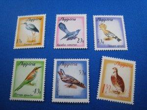 ALBANIA 1965 - SCOTT # 847-852   MNH