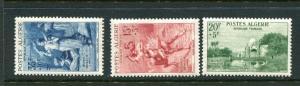 Algeria #B91-3 Mint