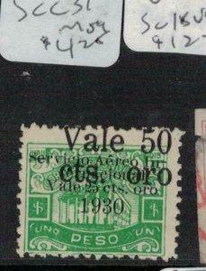 Honduras SC C31 MOG (4ehc)