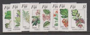 Fiji Sc#495-498,505-508 MLH