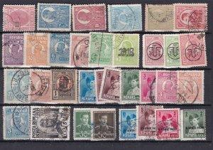 ROMANIA  ^^^^^^^x33  mint & used  collection ( some CLASSICS ) $$@ lar4168roma