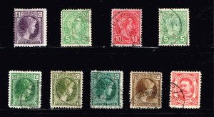 Luxembourg Stamp OLD SUED STAMP COLLECTION LOT  #M1