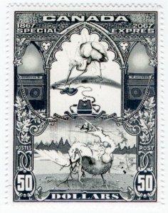 (I.B) Canada Cinderella : Rheostatics $50 (Special Express)