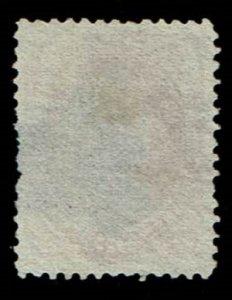Scott #166 VF-used. SCV - $285.00