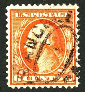 U.S. #336 USED