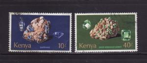 Kenya 110, 112 U Minerals