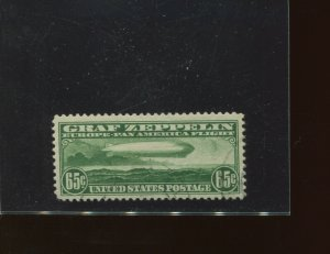 Scott C13 Graf Zeppelin Air Mail Used   Stamp  (Stock C13-178)