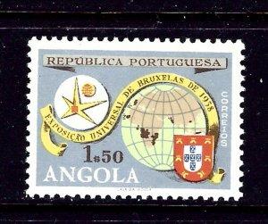 Angola 408 MNH 1958 issue