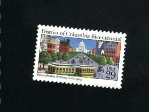 USA #2561  3  used  1991 PD .08