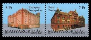 1991 Hungary 4131-4132Paar+Tab Europa Cept 10,00 €
