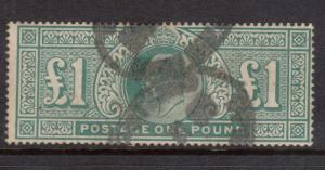 Great Britain #142 Used