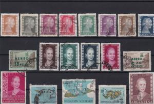 argentina stamps ref r12117