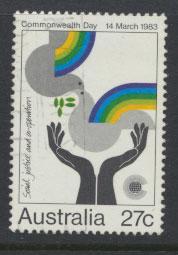 Australia SG 884 Used