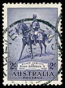 AUSTRALIA 154  Used (ID # 68653)