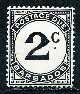Barbados #J5 Single Unused