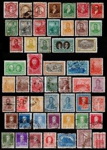 Argentina Scott 39 // 379 (1880-1930) Used/Mint H G-F, CV $21.55 P