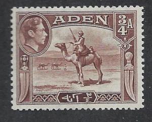 ADEN SC# 17 FVF/LH 1939