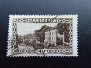 Germany  Saargebiet 1926  Sc.# 125