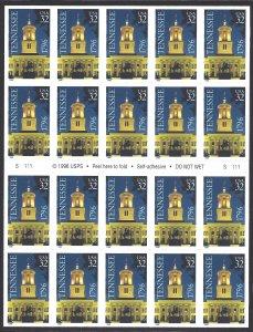 3071a Mint,OG,NH... Booklet Pane... SCV $13.00