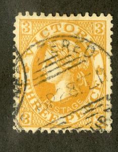 VICTORIA 222a   USED  SCV $3.00   BIN $1.50
